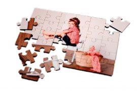 Puzzle A3 personalizado - mas que sellos