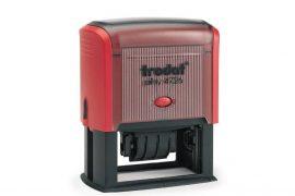 Sello Automatico fechador rectangular 4726 - Mas que sellos