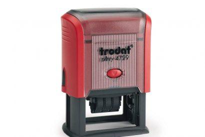 Sello Automatico fechador rectangular 4729 - Mas que sellos