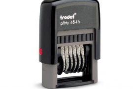 Sello Automatico numerador 4846 - Mas que sellos