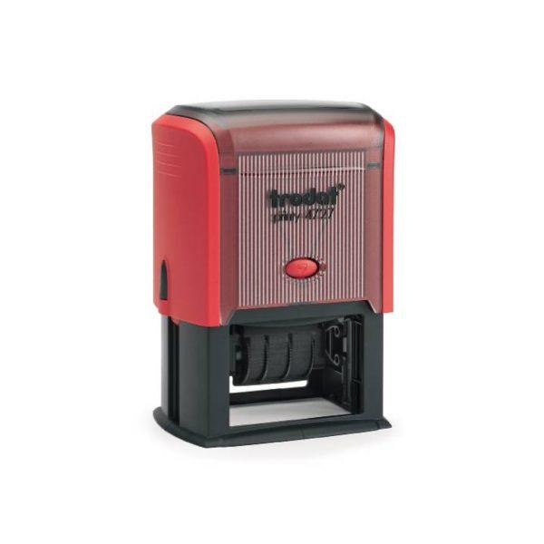 Sello Automatico fechador rectangular 4727 - Mas que sellos